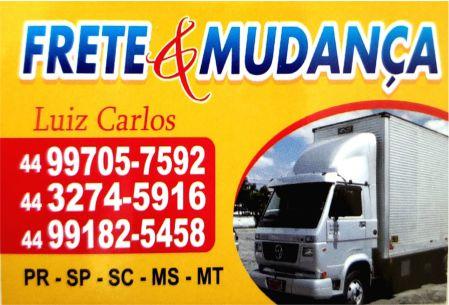 LUIZ CARLOS FRETES