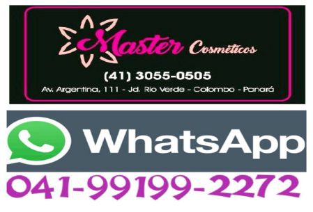 MASTER COSMÉTICOS COLOMBO