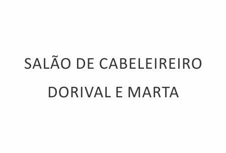 SALÃO DE CABELEIREIRO DORIVAL E MARTA