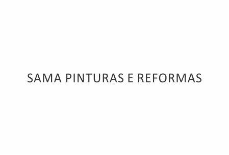 SAMA PINTURAS E REFORMAS