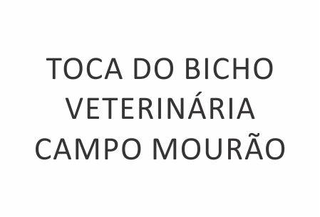 TOCA DO BICHO VETERINÁRIA CAMPO MOURÃO