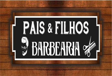BARBEARIA PAIS & FILHOS PIRAÍ DO SUL