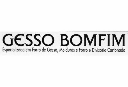 GESSO BOMFIM