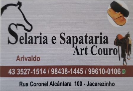 ART COURO SELARIA E SAPATARIA