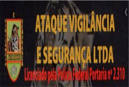 ATAQUE SERVIÇOS DE SEGURANÇA E VIGILÂNCIA