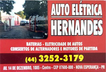 AUTO ELÉTRICA HERNANDES