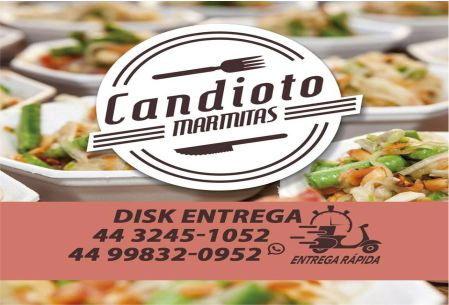 CANDIOTO MARMITAS