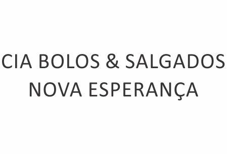 CIA BOLOS & SALGADOS NOVA ESPERANÇA