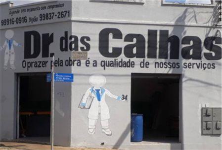 DR. DAS CALHAS