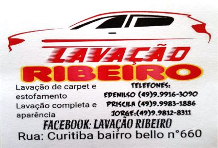 POSTO DE LAVAÇÃO RIBEIRO CAÇADOR