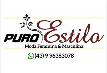 PURO ESTILO MODA FEMININA E MASCULINA