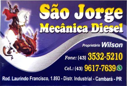 RECUPERADORA DE PEÇAS SÃO JORGE