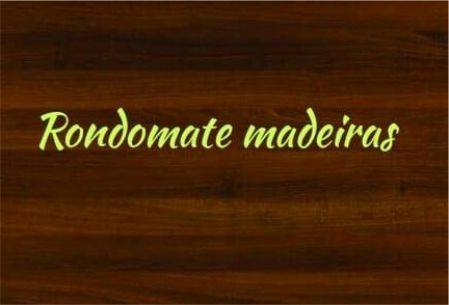 RONDOMATE MADEIRAS