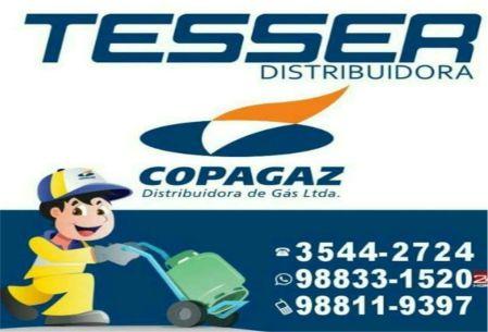 TESSER DISTRIBUIDORA COPAGAZ CAMPOS NOVOS