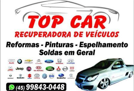 TOP CAR RECUPERADORA DE VEÍCULOS