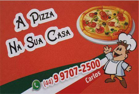 A PIZZA NA SUA CASA UBIRATÃ