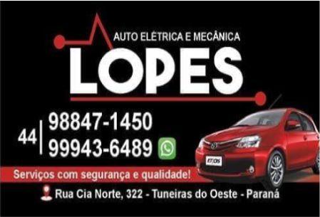 AUTO ELÉTRICA E MECÂNICA LOPES