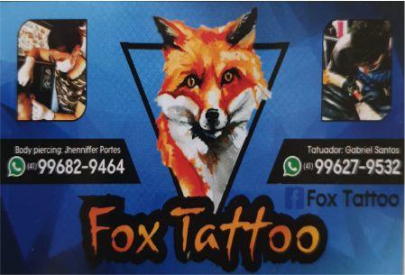 FOX TATTOO & BODY PIERCING LAPA
