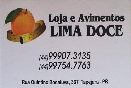 LOJA & AVIAMENTO LIMA DOCE