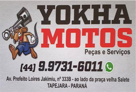 YOKHA MOTOS TAPEJARA