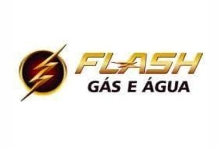 flash gas e agua