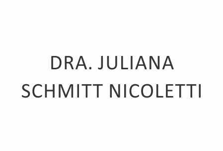 dra juliana schmitt nicoletti