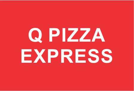 q pizza express