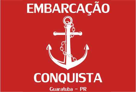embarcacao conquista guaratuba