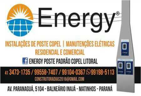 energy instalacoes eletricas