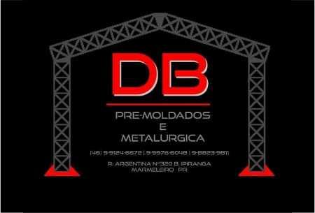 db pre moldados e metalurgica