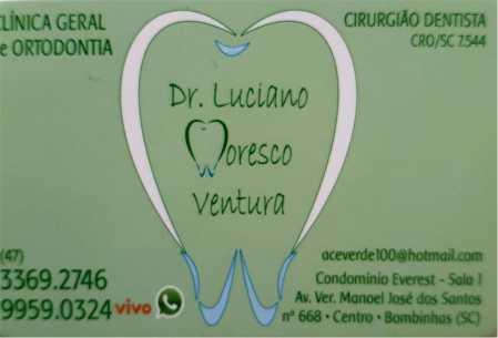 dr luciano moresco ventura consultorio odontologico