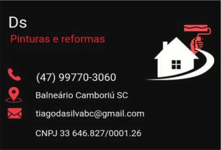 ds pinturas e reformas itapema
