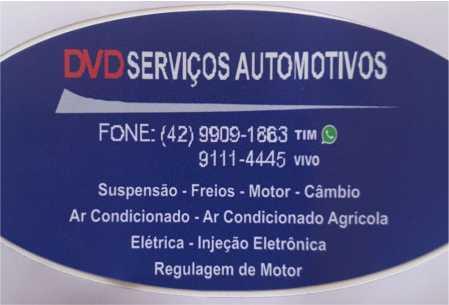 dvd servicos automotivos