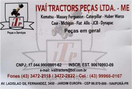 ivai tractor pecas