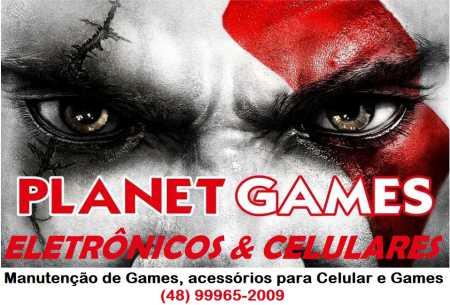 planet games eletronicos e celulares