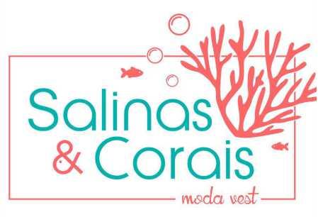 salinas corais moda vest