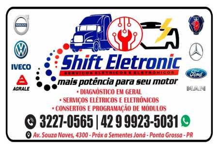 auto eletrica shift eletronic