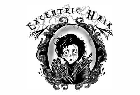 excentric hair