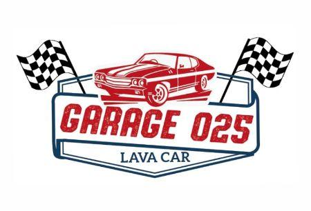 garage 025 lava car