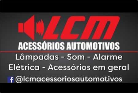 lcm acessorios automotivos
