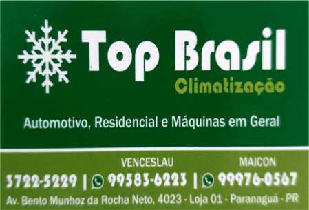 top brasil climatizacao