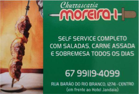 CHURRASCARIA MOREIRA I