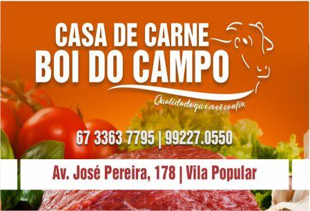 Casa de Carne Boi do Campo LTDA