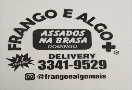 FRANGO E ALGO +