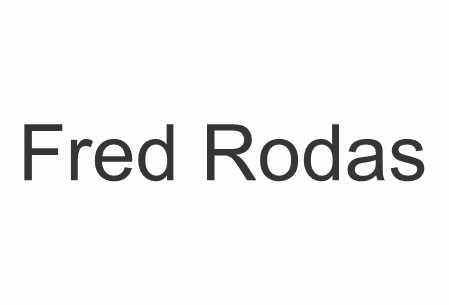 Fred Rodas