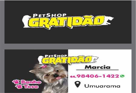 Pet Shop Gratidão