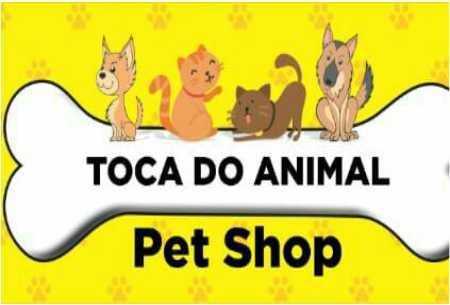 toca do animal pet shop