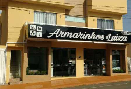ARMARINHOS LUIZA