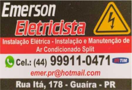 Emerson Eletrecista