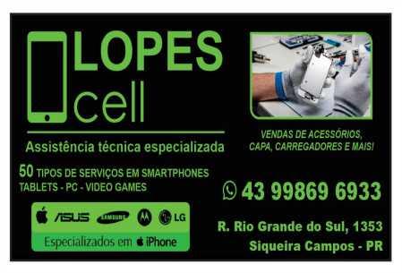 Lopes Cell Assistência Técnica Especializada